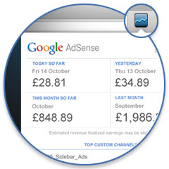 adsense publisher toolbar